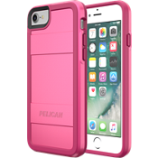 Protector Case for iPhone 7/6s/6 - Fuschia / Pink