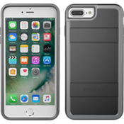 Protector Case for iPhone 8/7/6s/6 - Black/Light Grey