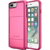 Protector Case for iPhone 7 Plus/6s Plus/6 Plus - Fuschia / Pink