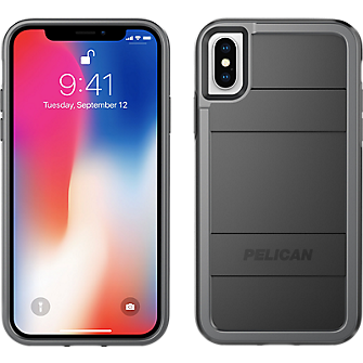 verizon wireless iphone pelican protector for iphone xs x verizon wireless 13239
