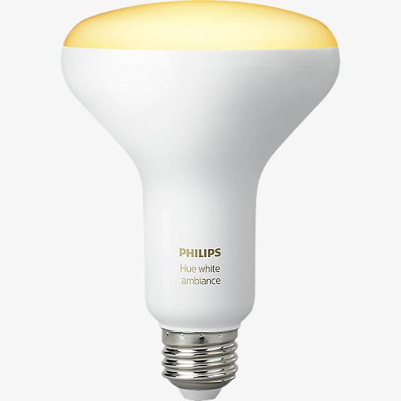 Hue White Ambiance BR30 Single Bulb