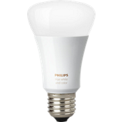Hue White & Color Ambiance A19 Single Bulb - Gen 3