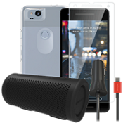 OtterBox Symmetry Power, Protection, & Stereo Bundle for Pixel 2