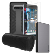 Google Earth Live Power, Protection & Stereo Bundle for Pixel 2