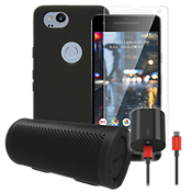 Incipio DualPro Power, Protection, & Stereo Bundle for Pixel 2