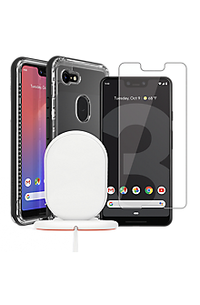 new product b2213 c262c Lifeproof NEXT Case, Protection and Wireless Charging Bundle for Pixel 3 XL