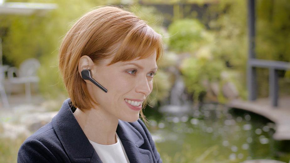 Plantronics Voyager 3200 Premium Mono Headset Verizon