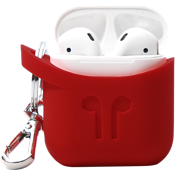 PodPocket for AirPods - Blazing Red