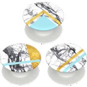 PopMinis 3-Pack - White Marble Glam