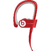 Powerbeats2 Wireless In-Ear Headphone - Red