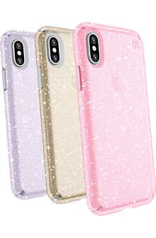 huge discount 67300 e3104 Presidio Clear + Glitter Case Giftset for iPhone XS/X