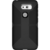 Presidio Grip Case for LG V30 - Black/Black