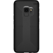 Presidio Grip Case for Galaxy S9 - Black/Black