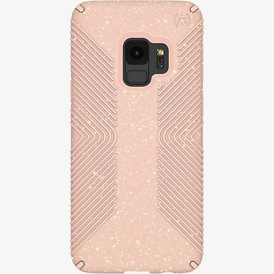 Presidio Grip + Glitter Case for Galaxy S9