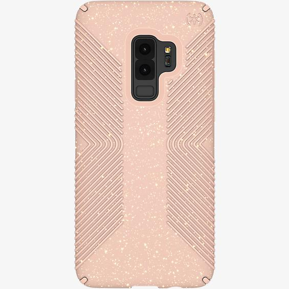Presidio Grip + Glitter Case for Galaxy S9+