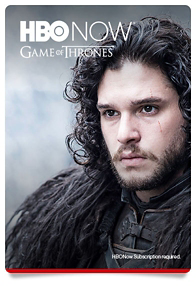HBO NOW Game of Thrones
