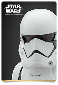 Star Wars First Order Trooper