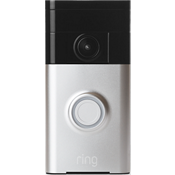 Video Doorbell - Satin Nickel
