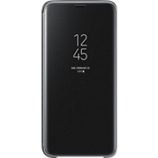 S-View Flip Cover for Galaxy S9 - Black