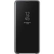 S-View Flip Cover for Galaxy S9+ - Black
