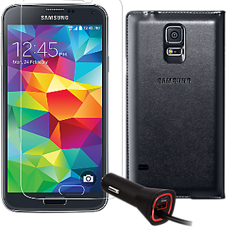Deluxe Travel Bundle for Samsung Galaxy S 5