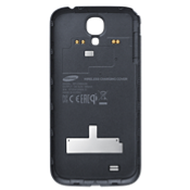 Samsung Galaxy S 4 Wireless Charging Cover - Black