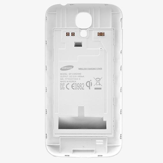 Galaxy S 4 Wireless Charging Cover