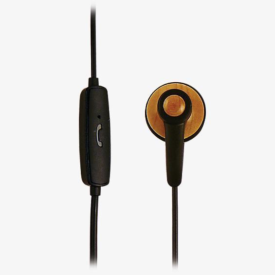 ECO Disk Ear Bud w/2.5 Jack
