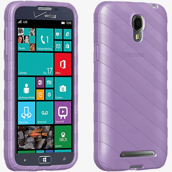 High Gloss Silicone Cover for Samsung ATIV SE