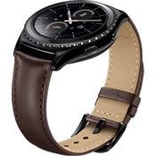 Band for Samsung Gear S2 Classic - Brown
