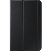 Book Cover for Samsung Galaxy Tab E - Black