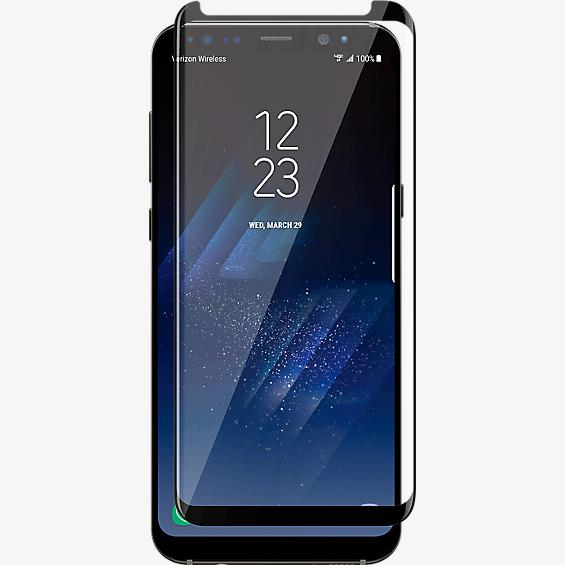 Curved Tempered Glass Screen Protector for Galaxy S8+