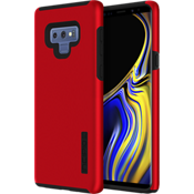 DualPro Case for Galaxy Note9 - Iridescent Red/Black