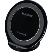 Fast Charge Wireless Charging Stand - Black
