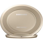 Fast Charge Wireless Charging Stand - Gold