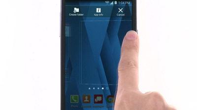Personalizar tu Samsung Galaxy Core Prime