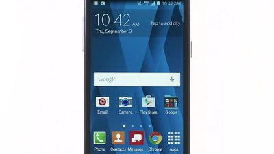 Navigating Your Samsung Galaxy Core Prime