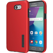 DualPro Case for J7/J7 V - Iridescent Red/Black