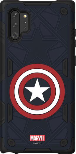 Samsung Galaxy Friends Captain America Smart Cover For Galaxy Note10 Note10 5g Verizon