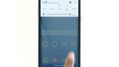 Configurar el Wi-Fi y Bluetooth en tu Samsung Galaxy J3 (2016)