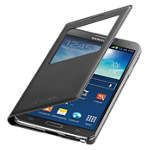 Wireless Charging S-View Flip Cover for Samsung Galaxy Note 3