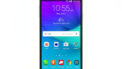 Making Calls on Your Samsung Galaxy Note® 4