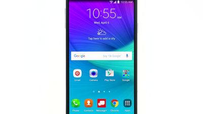 Hacer llamadas con tu Samsung Galaxy Note® 4