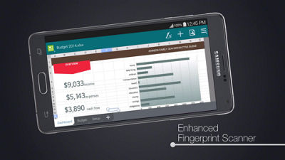 Fingerprint Scanner Setup on Your Samsung Galaxy Note® 4