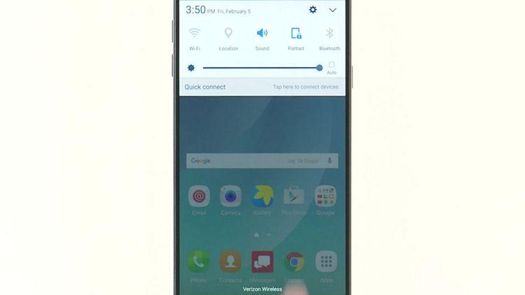 Setting Up Wi Fi Bluetooth on Your Samsung Galaxy Note5 | Verizon ...
