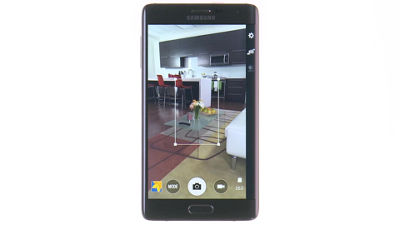 Advanced Camera Features on Your Samsung Galaxy Note® Edge