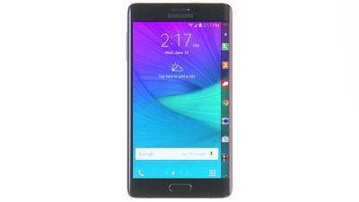 Customizing Lock Screen Settings on Your Samsung Galaxy Note® Edge