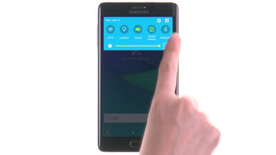 How to Use the Multi-Window Feature on Your Samsung Galaxy Note® Edge