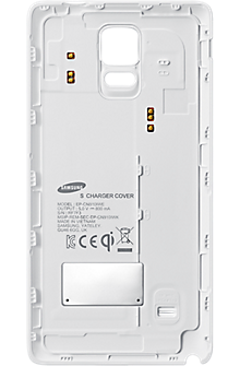 uk availability a805f 4b9a6 Galaxy Note 4 Wireless Charging Battery Cover