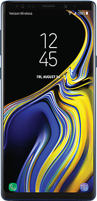 Save $50 on Samsung Galaxy Note9 (Use code VZWDEAL)